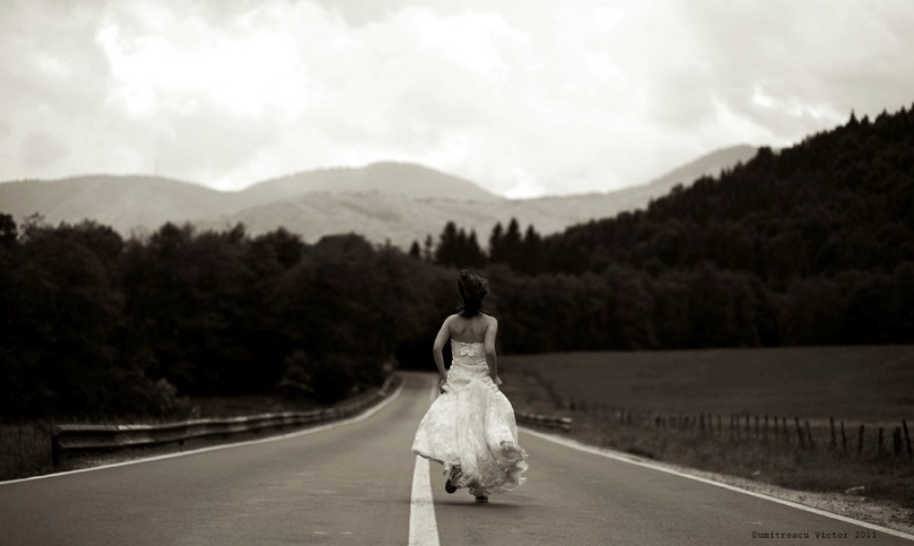 Running in a Wedding Dress-Georgia Park/Private BadThoughts