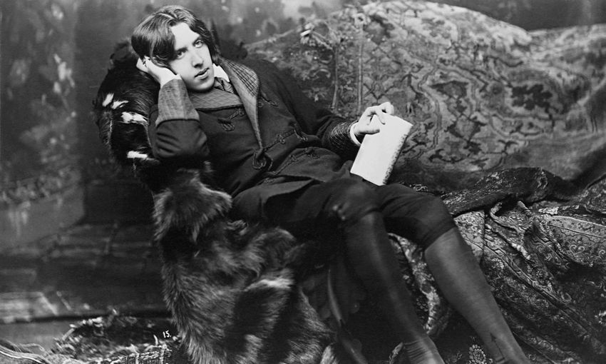 Oscar Wilde Is Back/David Lohrey