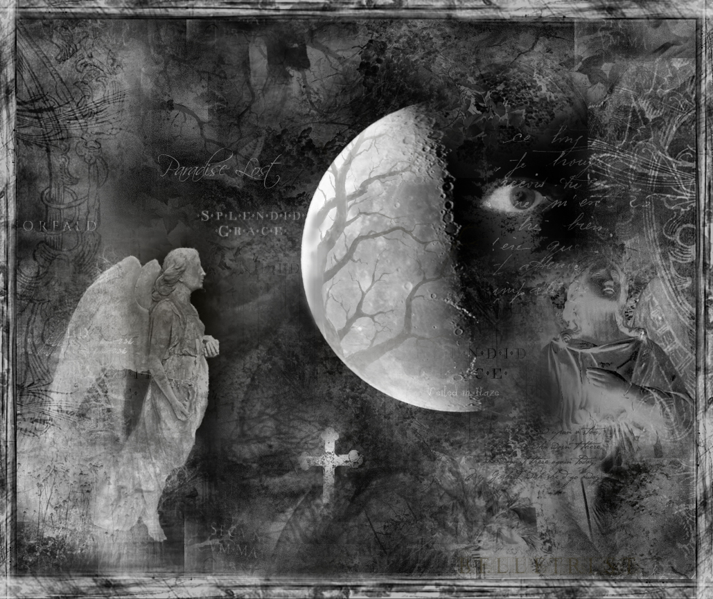 Moon Ate the Dark Challenge: Kindra M. Austin/There Was a FullMoon
