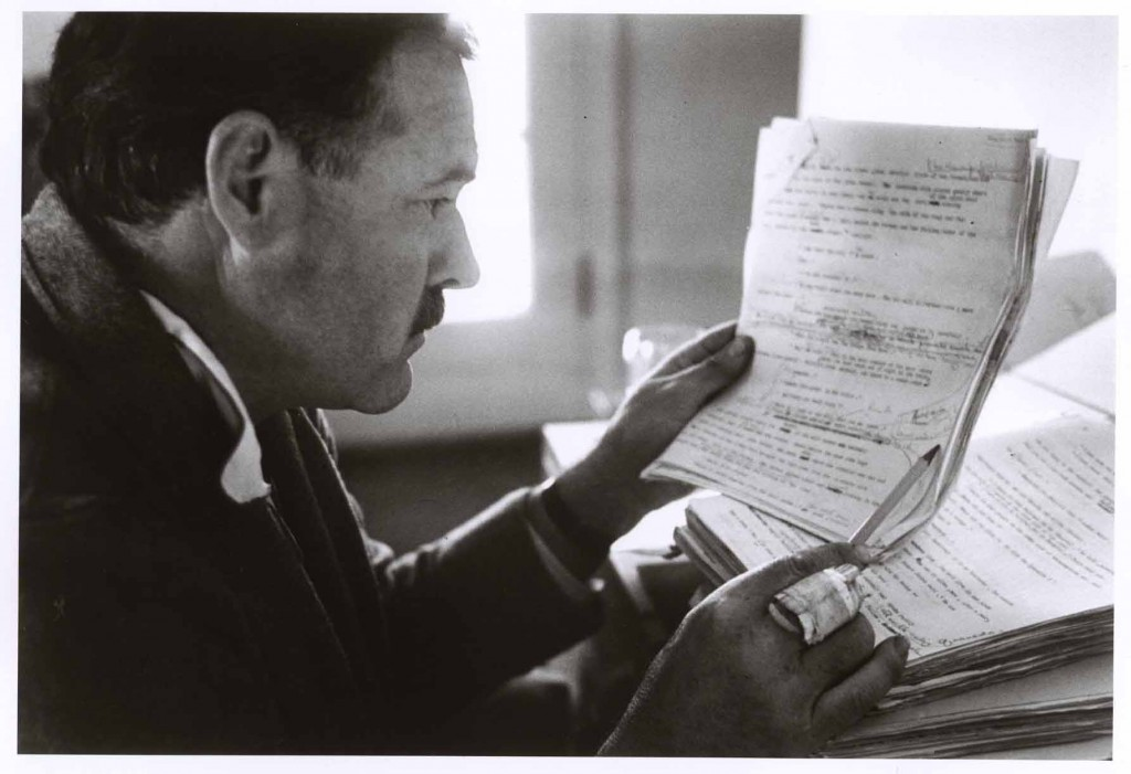 Notes On A Suicide by Hemingway – A.G.Diedericks