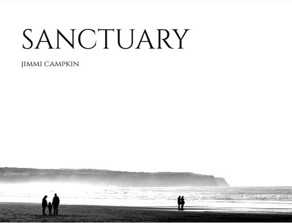 Book Release: Sanctuary- Jimmi Campkin