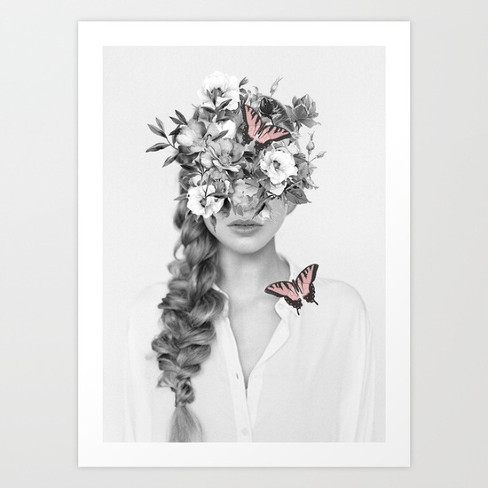 woman-with-flowers-and-butterflies-9a-prints