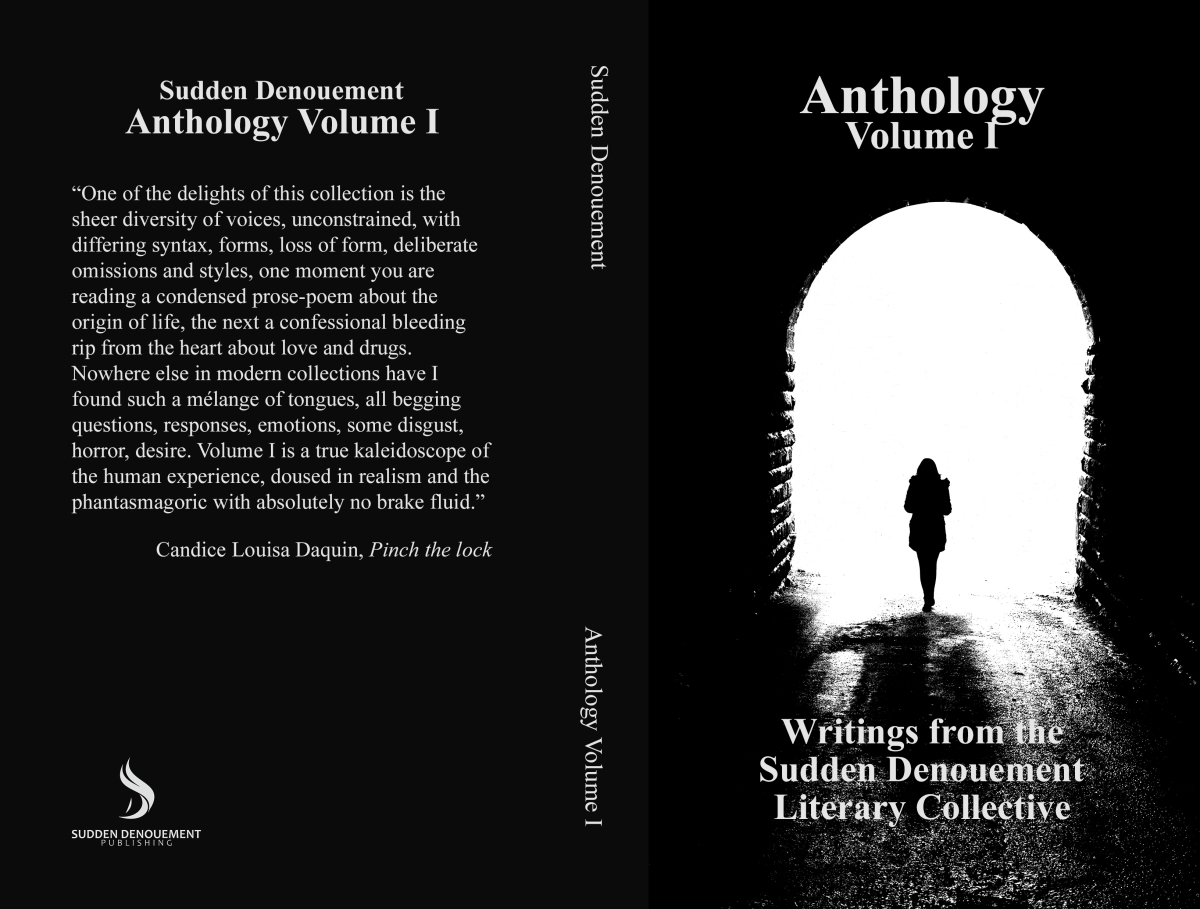 Just Released! Anthology Volume I: Writings from the Sudden Denouement Literary Collective