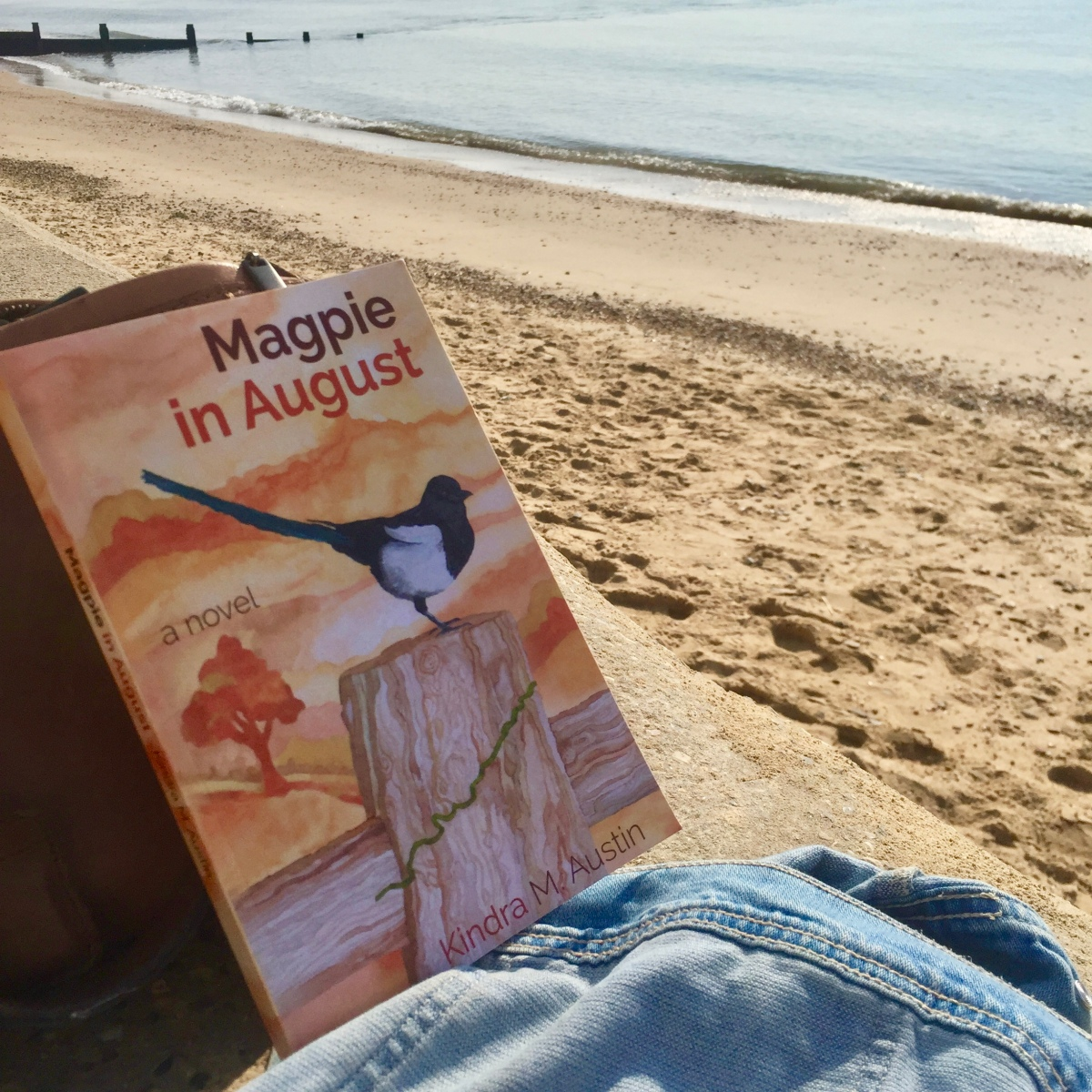 Review Of Magpie In August, Kindra M. Austin By KristianaReed