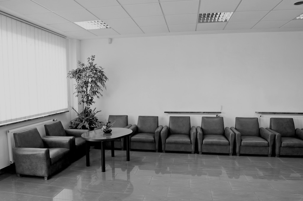 The Waiting Room/Caterina Gentile