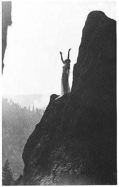 Incantation by Anne W. Brigman (American, 1869–1950) Date: 1905